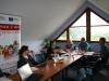 Projektové tímy sa stretli v Terchovej